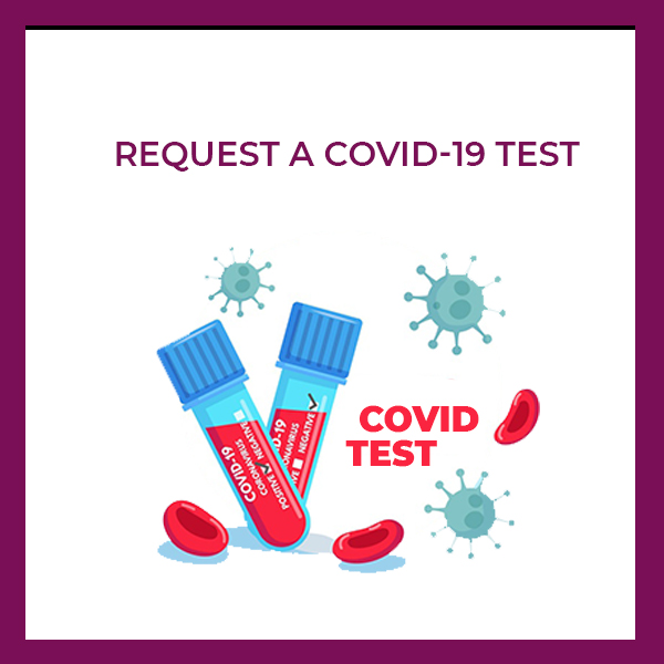 covid test request
